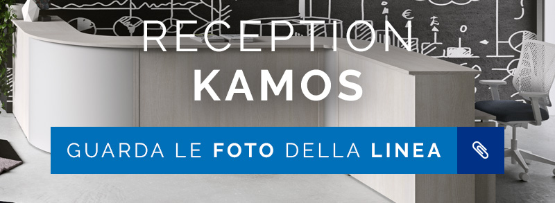 Scopri le reception Kamos Pure