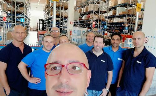 """""""Fino alla fine"""": il motto del nostro team Magazzino e Logistica"""