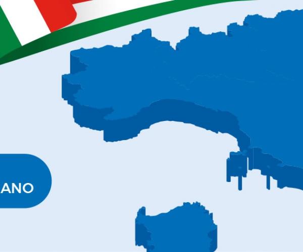 Spedizioni dall'Italia