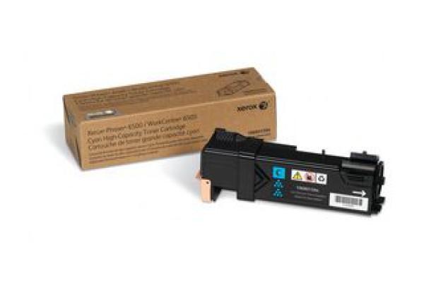 106R01594 cartuccia orig. xerox phaser 6500 WC 6505 ciano 2,5 K