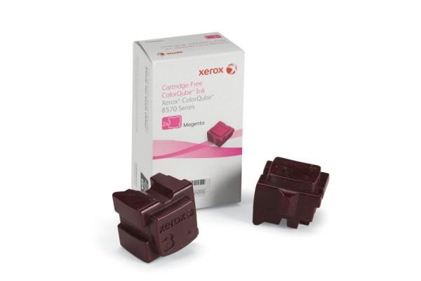 108R00932 kit 2 stick orig. xerox ColorQube 8570 magenta 4,4 K