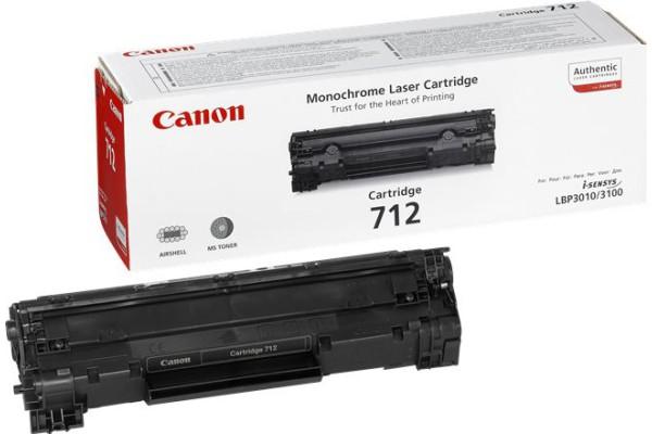 1870B002 cart.orig. CRG 712 Canon LBP 3010 3100 1,5 K