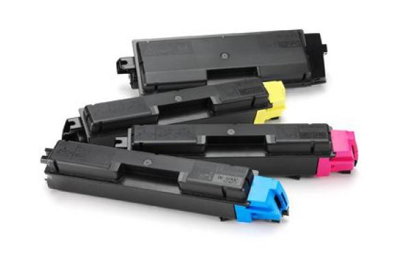 1T02KVALN0 toner orig. kyocera FS-C2026 2126 2526 2626 5250DN giallo (TK-590Y) 5 K