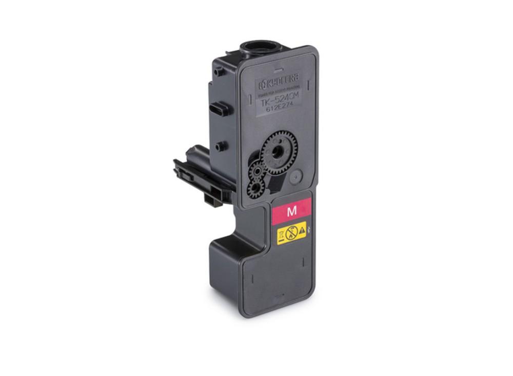 1T02R7BNL0 toner orig. kyocera Ecosys M5026 M5526 magenta (TK-5240M) 3 K
