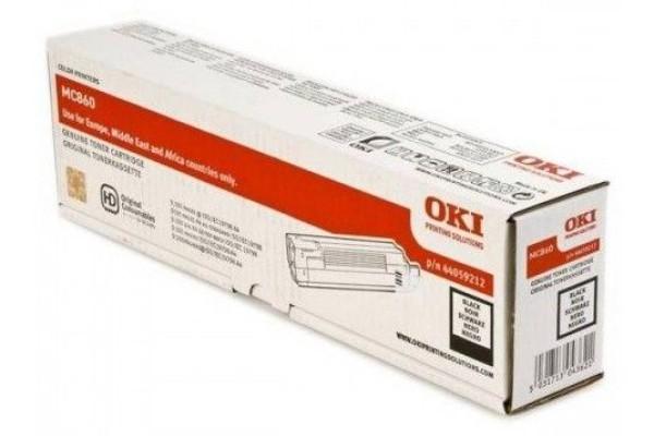44059212 toner orig. Oki MC 860 nero 9,5 K