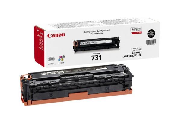 6272B002 cart.orig. 731BK Canon LBP 7100 MF 8230 nero 1,4 K