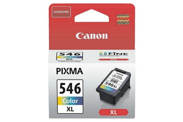 8288B001 cart. orig. canon CL-546XL Pixma IP 2850 colore  0,3 K
