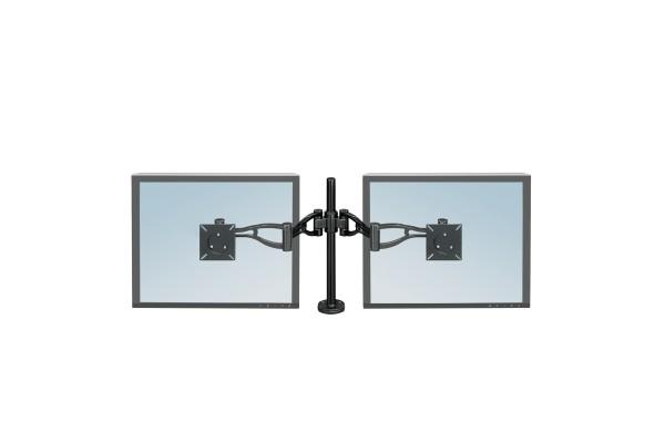 Braccio porta monitor doppio Professional Series - Fellowes