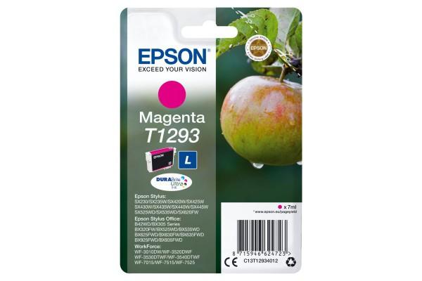 C13T12934012 cartuccia orig. epson stylus office BX305F 320FW SX420 magenta