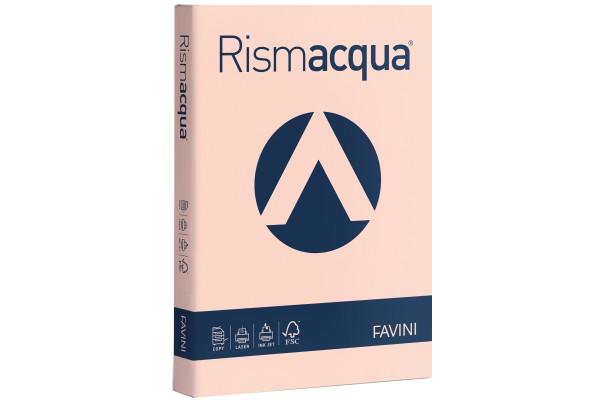Carta Rismacqua - A4 - 200 gr - salmone 05 - Favini - conf. 125 fogli