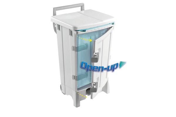 Contenitore per rifiuti Open-Up