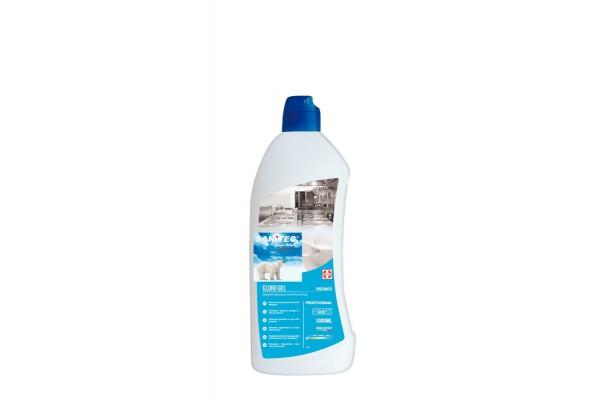 Detergente igienizzante Cloro Gel Sanitec
