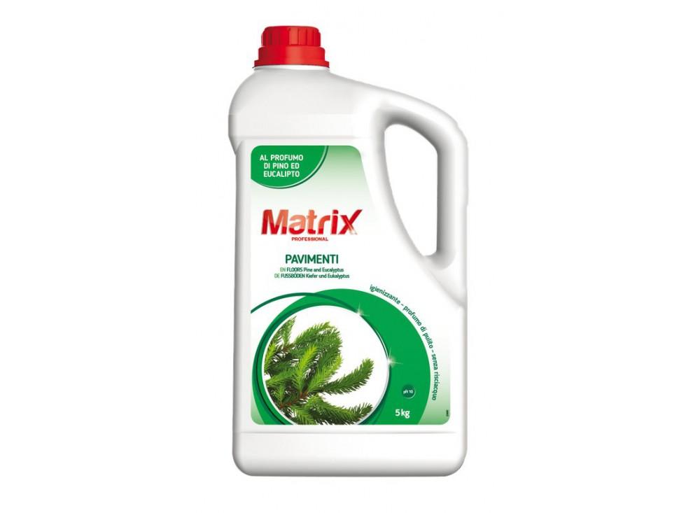Detergente Pavimenti Matrix