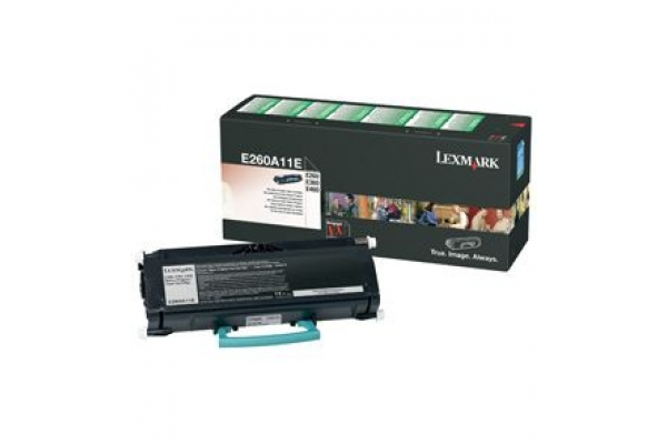 E260A31E cart.orig. lexmark E260 360 E460 corporate 3,5 K