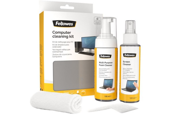 Kit di pulizia per pc Fellowes