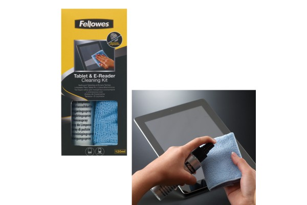 Kit di pulizia per Tablet ed EBook - Fellowes