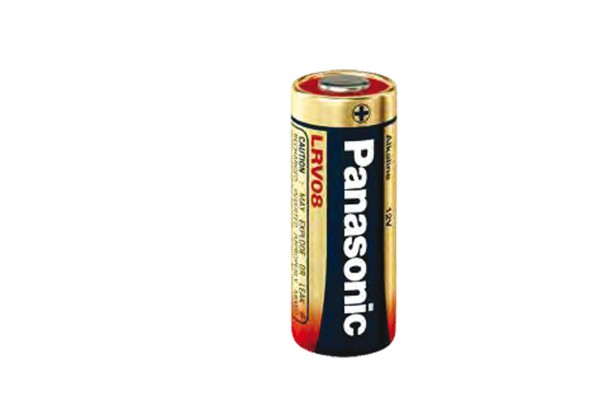 Micropila LRV08 - 12V - alcalina - Panasonic