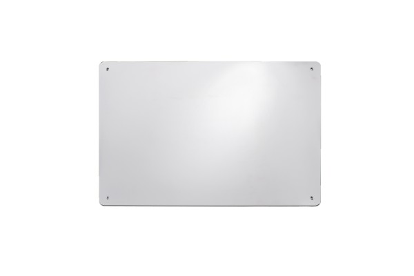 Specchio Acril - 40x50 cm - spessore 3 mm - metallizzato - Medial International