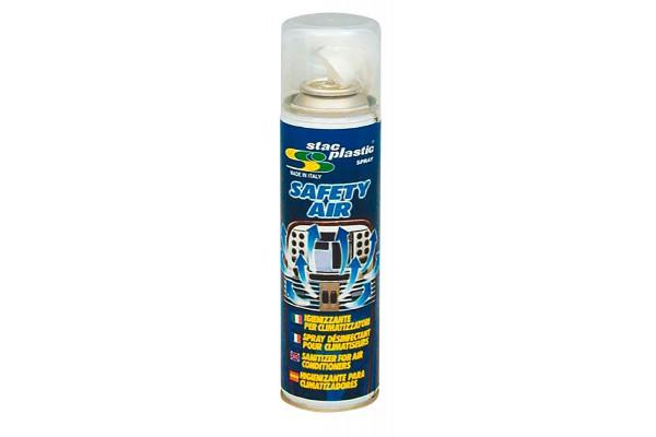 Spray igienizzante per climatizzatori