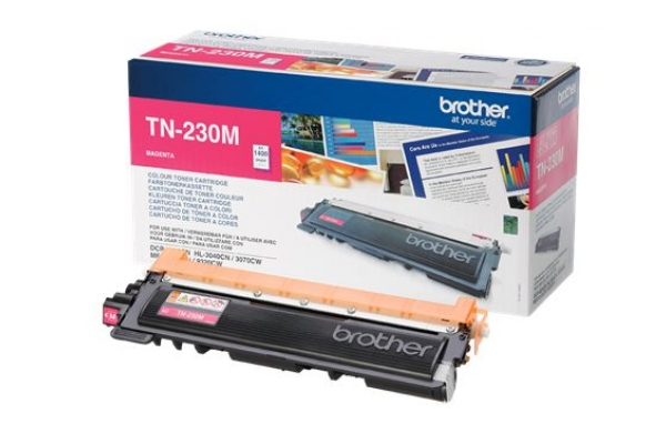 TN-230M toner orig.brother HL 3070 MFC 9120 magenta 1,4 K