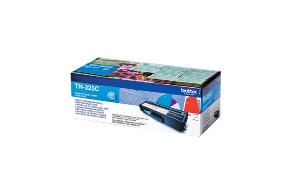 TN-325C toner orig.brother MFC 9460 ciano3,5 K